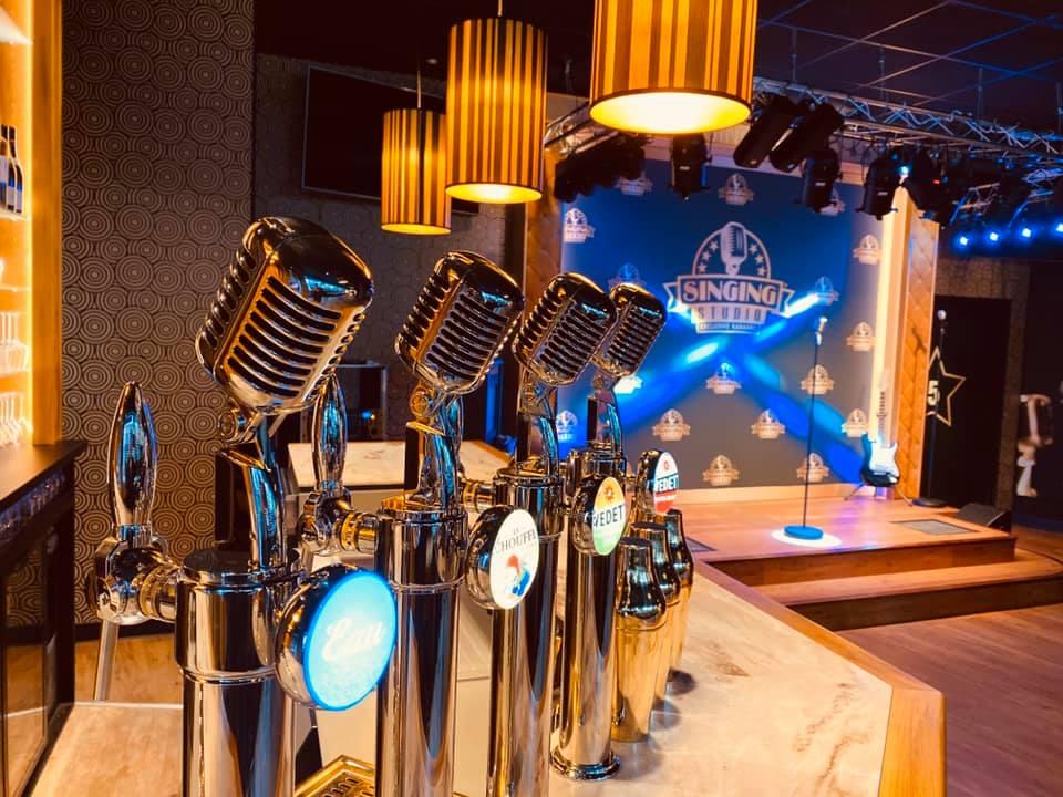 bar singing studio paris