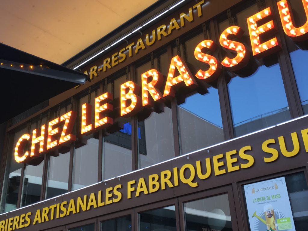facade - Chez le Brasseur - Toulon