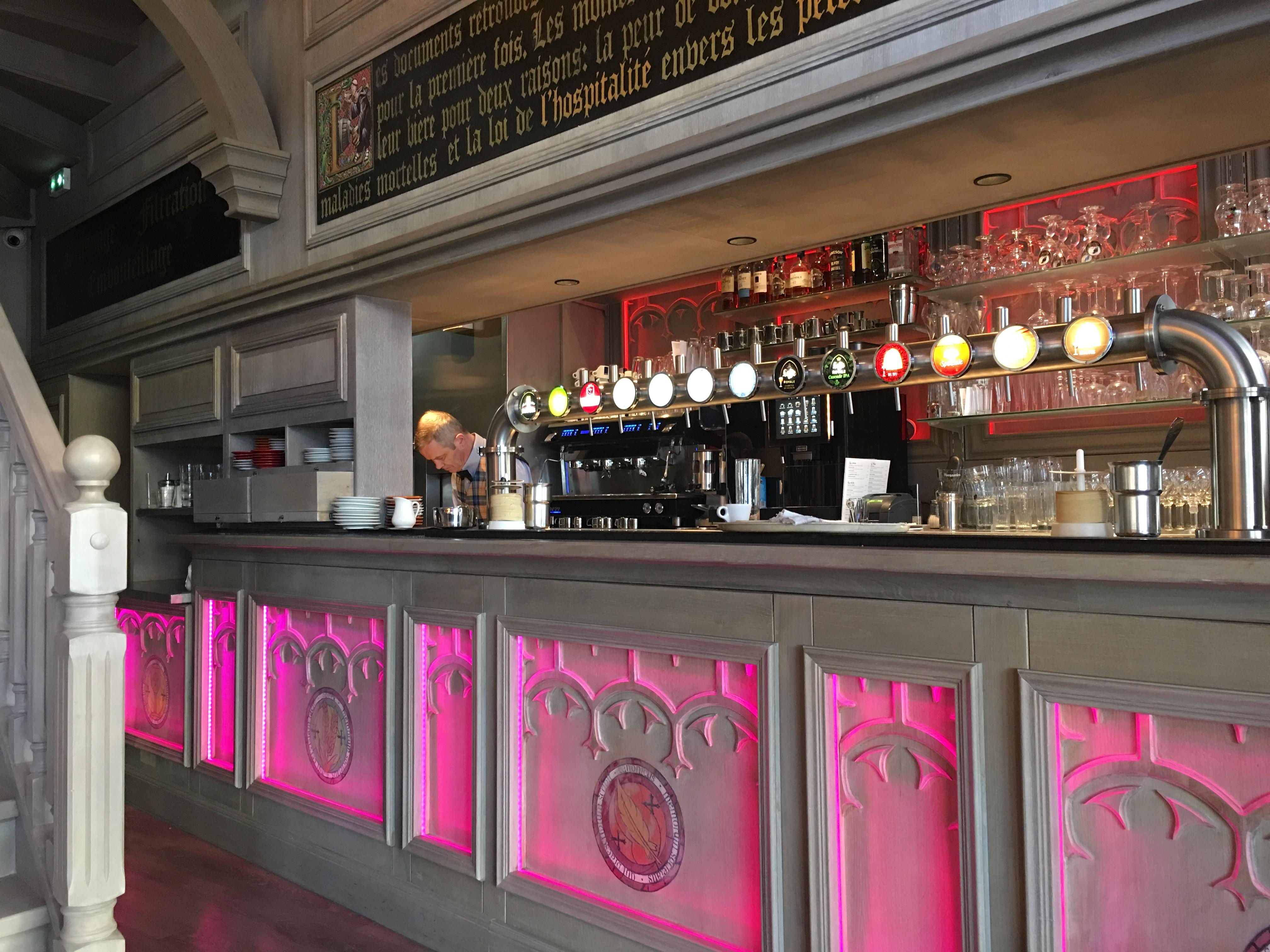 bar - L'Abbaye - Lille
