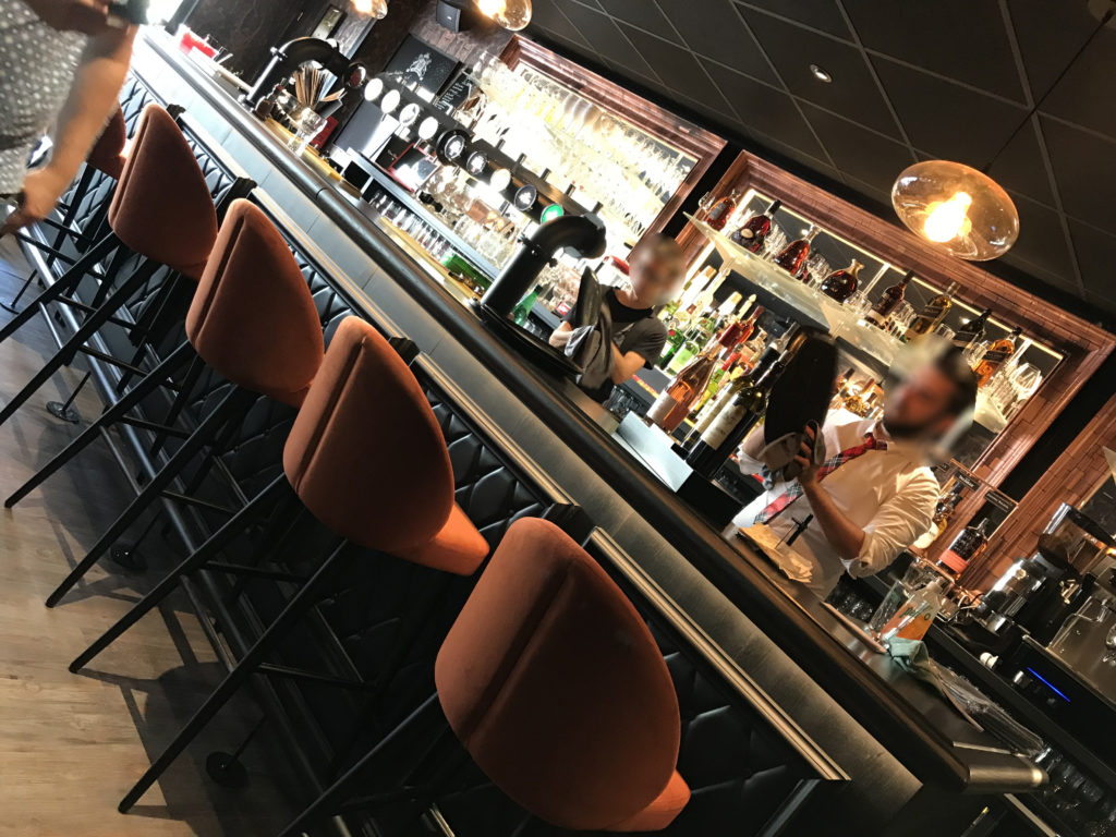 bar - The French House - Arras