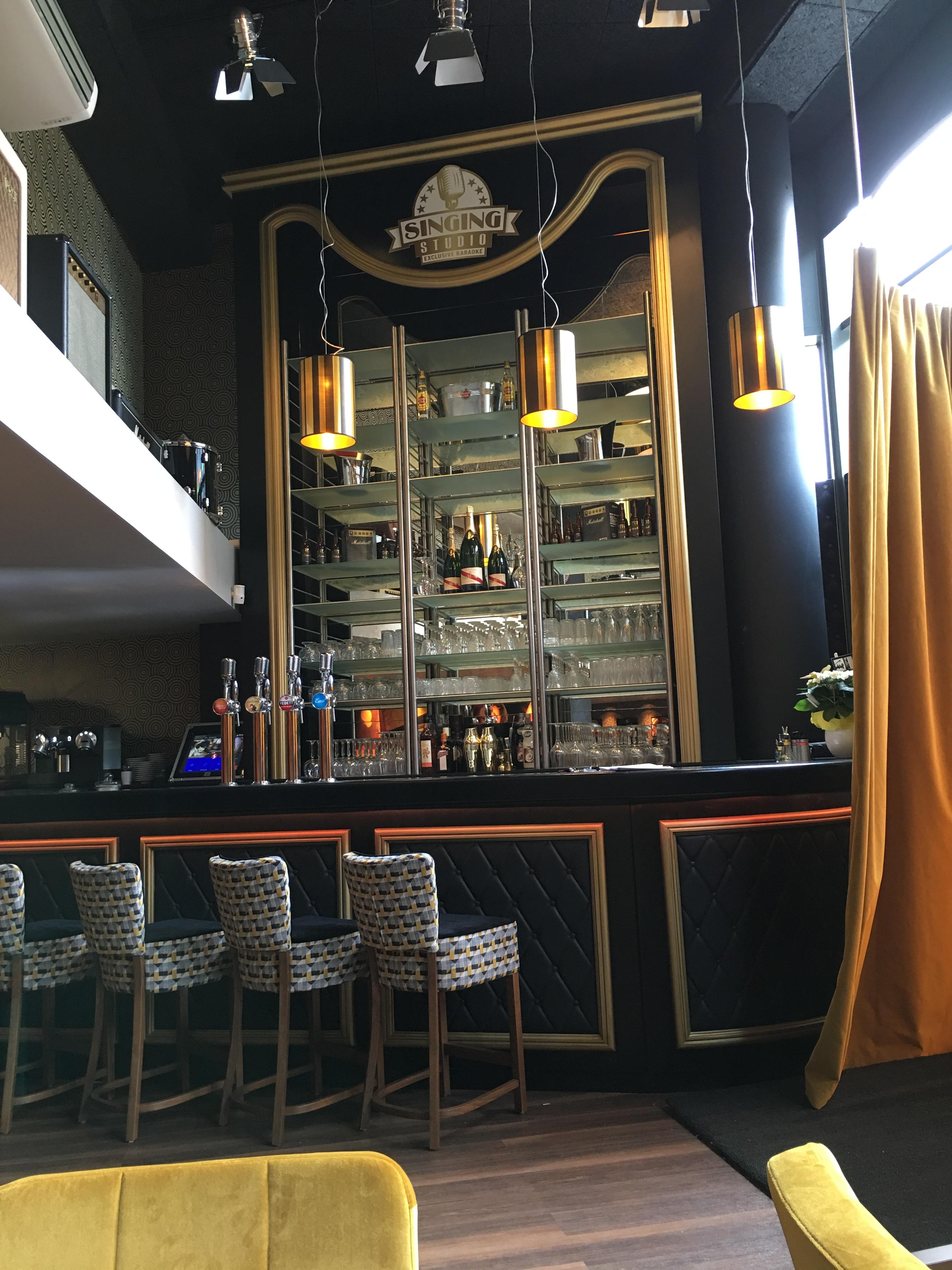 bar - Singing Studio - Lille